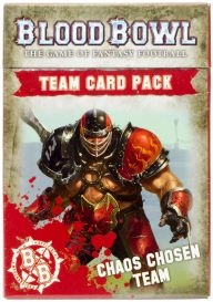 Blood Bowl: Chaos Chosen Team Cards